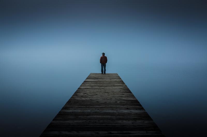 Donner Lake solitude