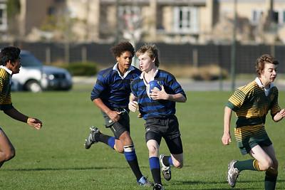 Christchurch Boys High School U15B 2009