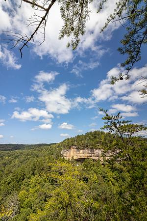 Pogue Creek Canyon Trails