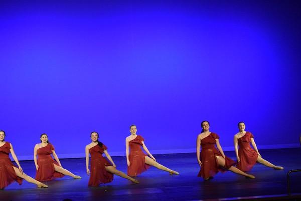 2016 Spring Show Fish, Soph, Jr. Dances