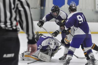 2017-2018 Varsity Hockey vs. Perrysburg (01/28/2018)