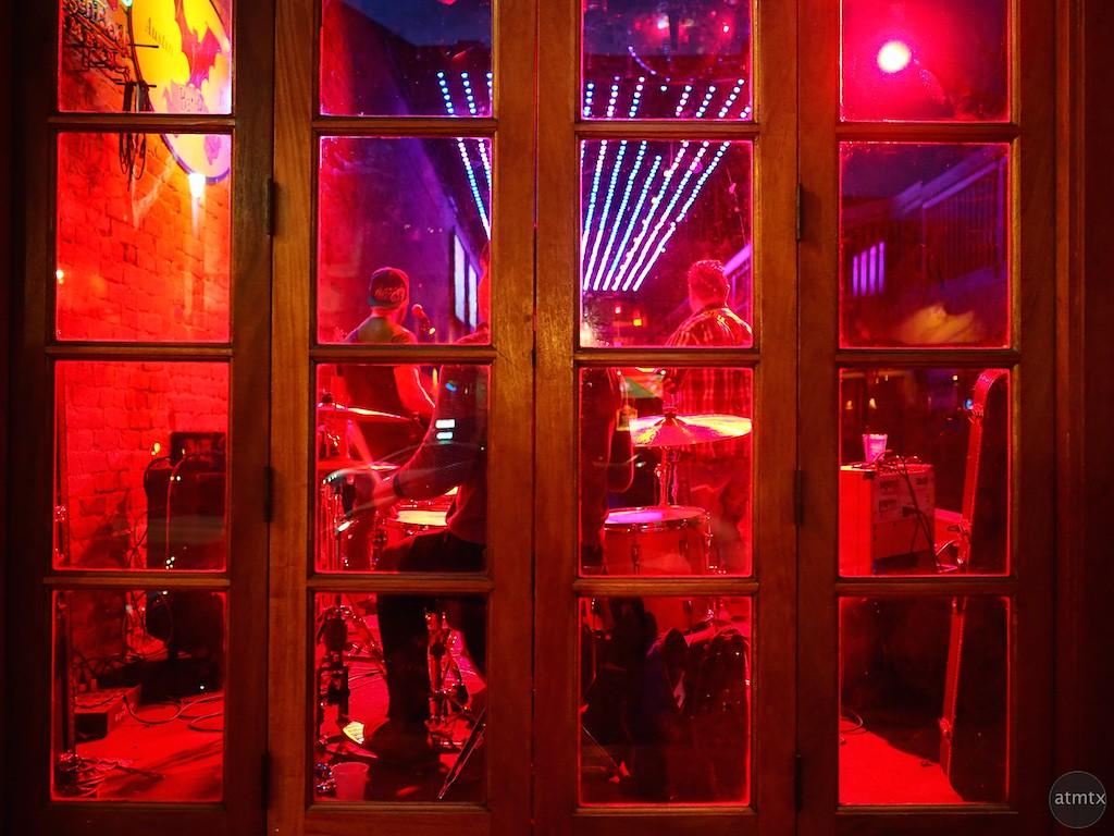 Red Glow, Bat Bar - Austin, Texas