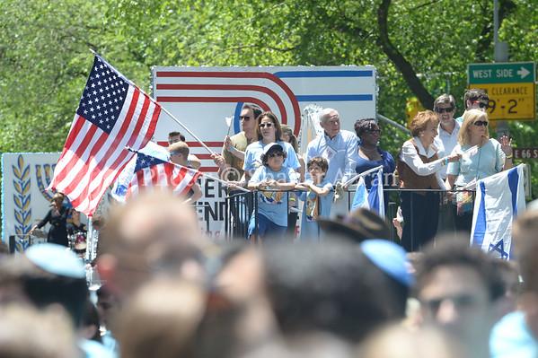 AIFL - 2014 Israel Parade