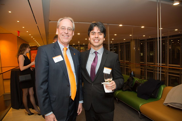 NYC Event with President Wiewel