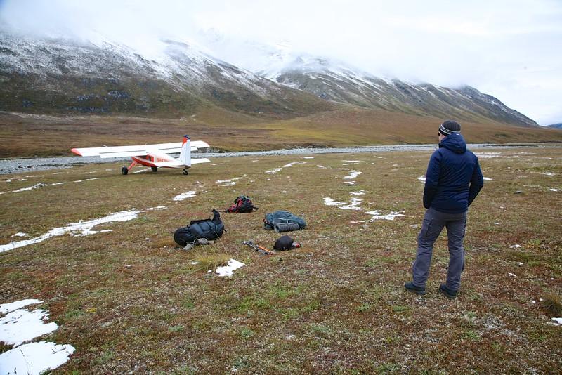 Welcome to the Refuge Oliver! - Arctic National Wildlife Refuge