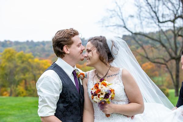 Rachel & Shane Brown