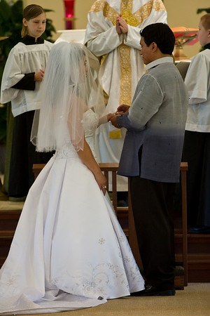 Wedding Ceremony - PJ & Marry Ann