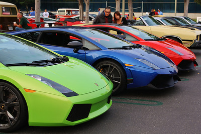 Cars & Coffee: Autumn 2012