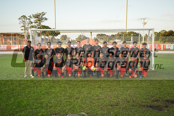 Boys Soccer vs NSB