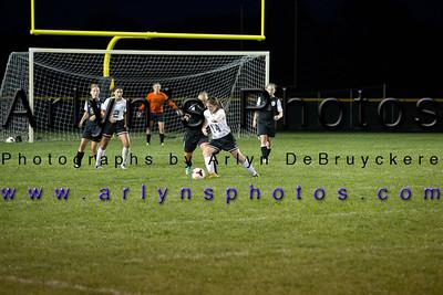 Girls Soccer vs Delano