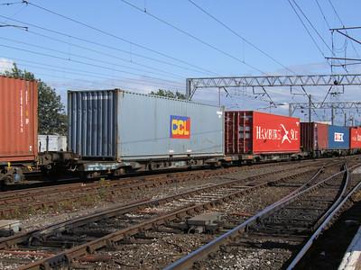 IKA (Sffggmrrss) - Bogie 'Megafret' Intermodal Low Platform Flat Wagon (Twin)