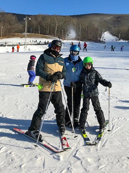 20190121 Hot Springs, VA - Homestead Ski Trip