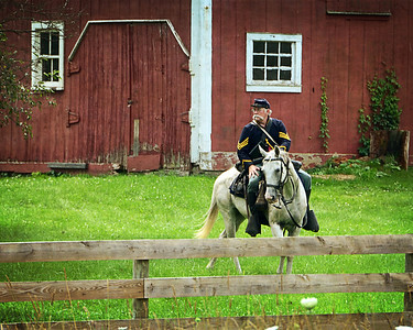 Civil War Reenactment Aug. 2013