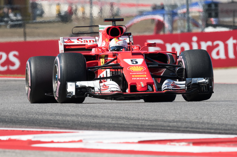 Formula 1 Grand Prix, 2017