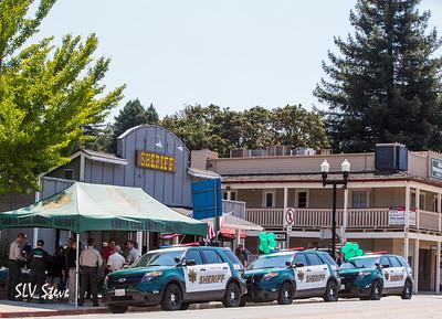 Boulder Creek Sheriff Station Opening