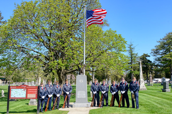 Honor Guard Service - 2019