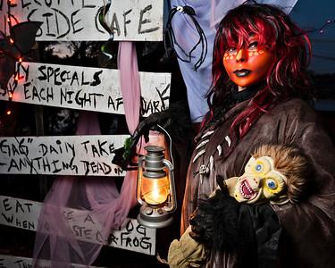 QWR Halloween Spooky Night 2013