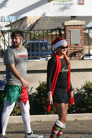 Jingle Bell 5K Candids, Spectators & Awards