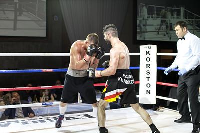 Korston Hotel Boxing