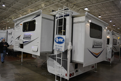 Washington RV Show 2014