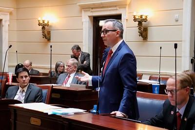 Senator Daniel McCay
