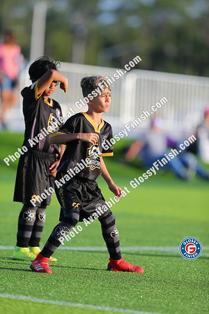 Soccer Youth All-American Golden Cup 2020