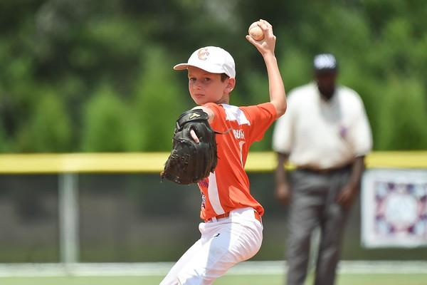 Central-Clemson All-Stars Minors Baseball 2018
