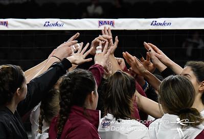 NAIA Women's Volleyball Championship 2019
