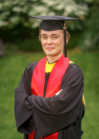 20.05.19 Ben Graduation