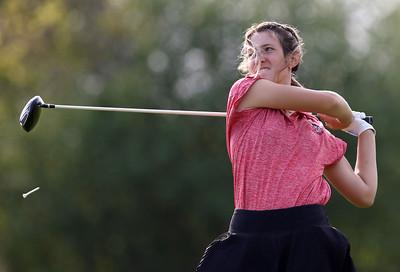 091620 Girls Golf: CLC Co-op vs Huntley (MA)
