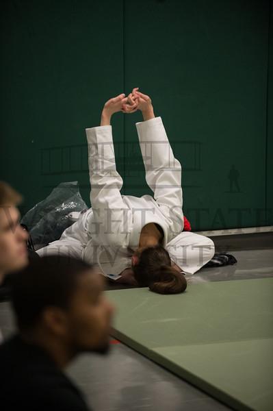 15474 Judo Instructor Mark Curry 4-2-15