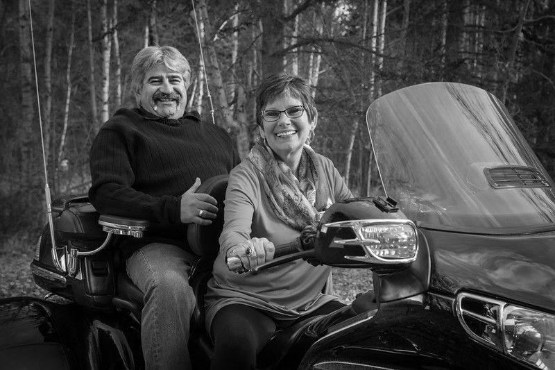 Bring Your Favorite Ride to Your Portrait Shoot