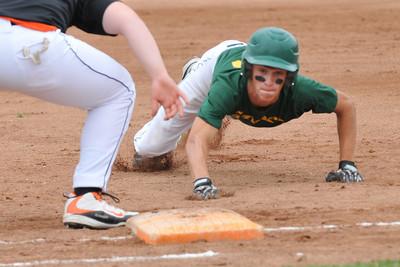 Saydel JV Baseball @ Carroll 2010