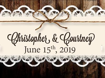 Christopher & Courtney's Wedding!