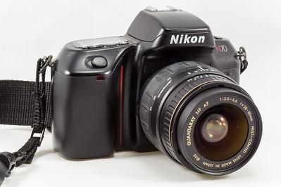Nikon N70, 1994