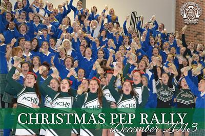 Christmas Pep Rally