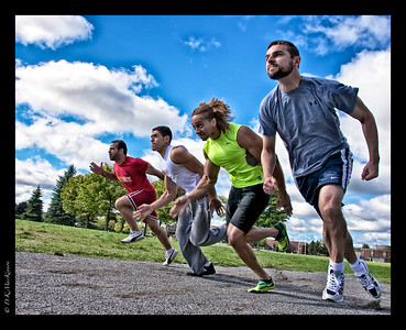 Study in Running