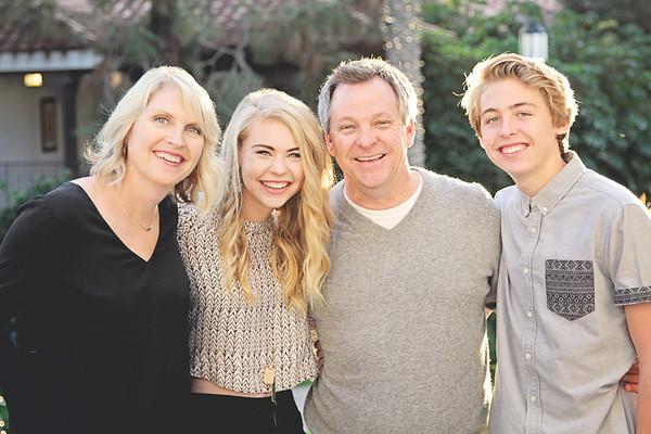 December 2017 Lukehart Family
