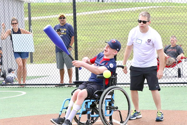 Miracle Field League   Game 2  8/17/19