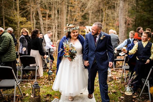 Megan + Daniel: Wedding