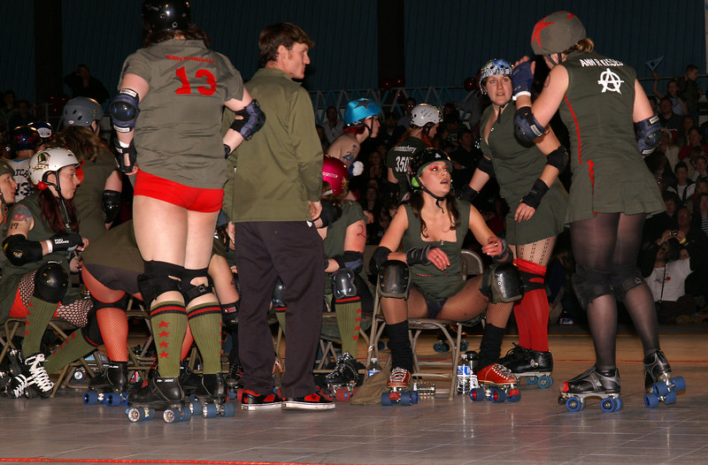 Heartless Heathers v. Derby Liberation Front