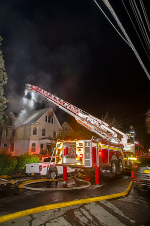 Mount Vernon, NY 2nd alarm dwelling fire