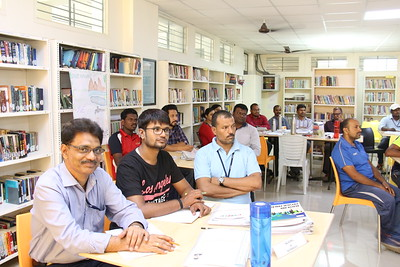 2019-05-29 Workshop on Sports Injuries By Rajesh_Physiotherapist