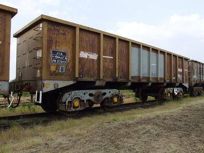 JNA - Bogie Aggregate Inner Wagon