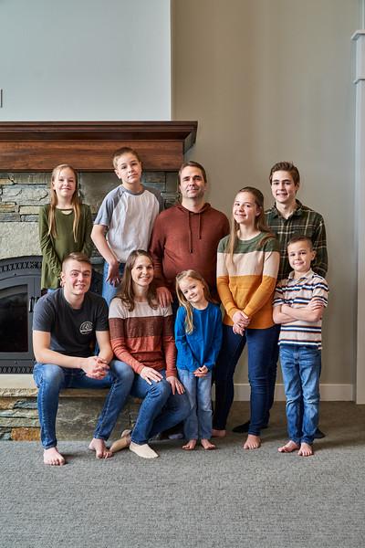 Bingham Family 2021