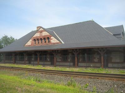 Chatham RR Station