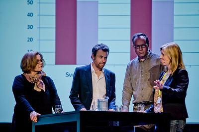 Medieundersøkelsen debatt: borgerne, brukerne og journalistikken
