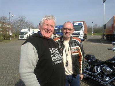 Phils Breaky Ride Mar 2012
