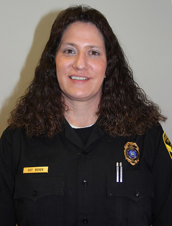 Promoted to Sergeant, Melissa Boyer, Police, West Penn (4-24-2013)