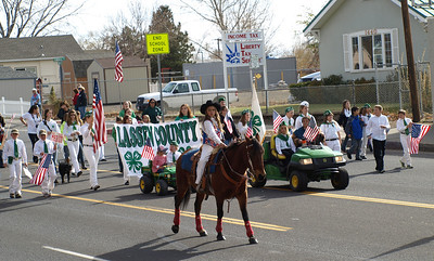 2013 Susanville Veterans Day Parade